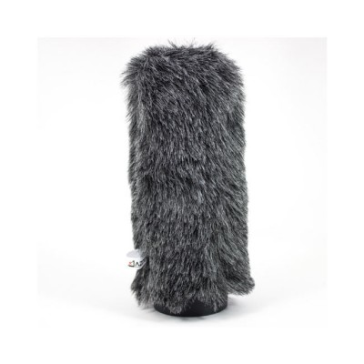 Azden 8'' Foam/Furry Combo Windshield for Azden Shotguns
