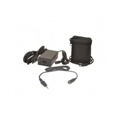 Bescor BM-Lion Battery + BM-CGR Auto Charger + Pocket Camera Cable