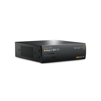 Blackmagic Design Teranex Mini - Analog to SDI 12G
