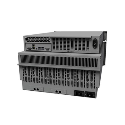 Cubix RPS Linux3U Rackmount 8 5U Base Model (Redundant Power Supply, both HE & Xpander)