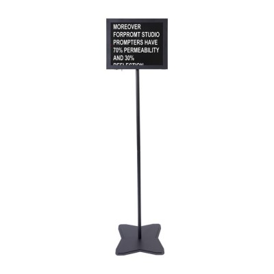 Fortinge PROM19-HB 19'' Meeting Prompter Set (High Brightness)