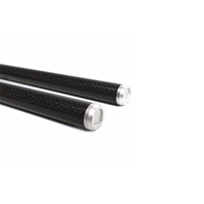 Genustech Deluxe Carbon Fiber Rods (450mm)
