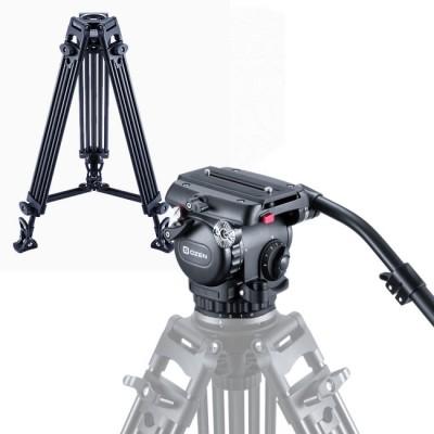 OZEN 6AL2S 75mm AGILE 6S S-LOC Tripod System