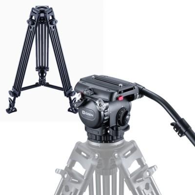 OZEN 8CF2S 75mm AGILE 8S S-LOC Tripod System