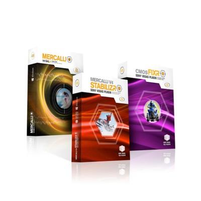 ProDAD Mercalli V4 Suite for Sony Vegas Pro ESD *Vegas Pro 12 & 13 ONLY*