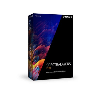 Magix SpectraLayers Pro 4 ESD