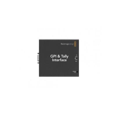 Blackmagic Design GPI & Tally Interface