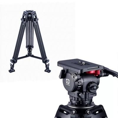 OZEN 6CF2 75mm AGILE 6 Mini E-Z LOAD Tripod System