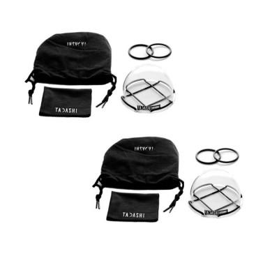 Tadashi Two BASIC Fisheye Protectors (2)