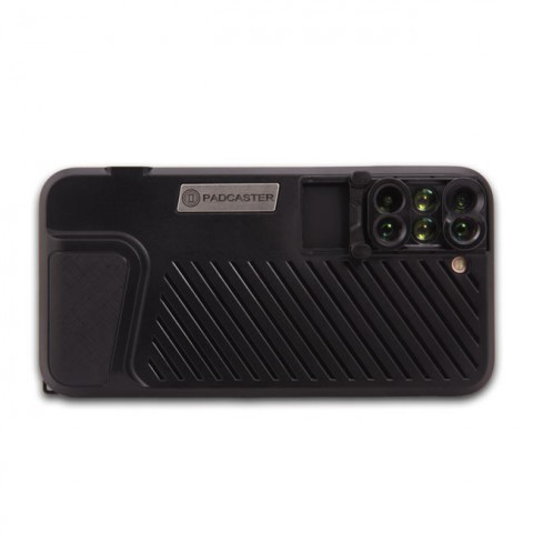 Padcaster 6-in-1 Lens Case for iPhone 7 Plus/8 Plus