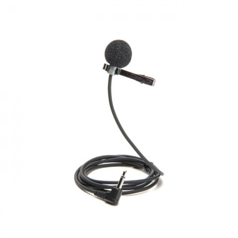 Azden Uni-Directional Lapel Microphone