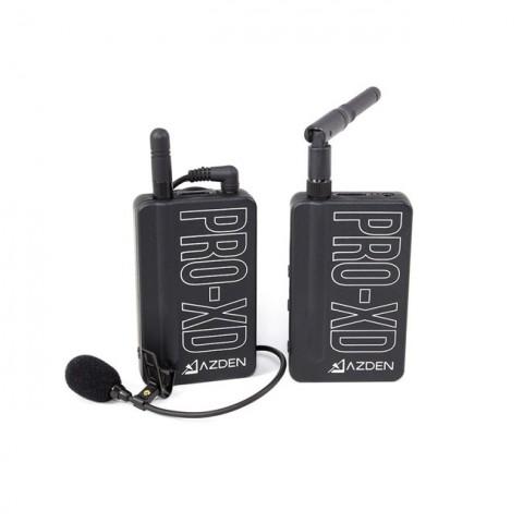 Azden 2.4GHz Digital Wireless Microphone System