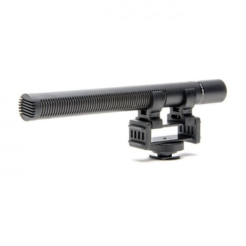 Azden Professional Broadcast Shotgun Mic (7'' Barrel)