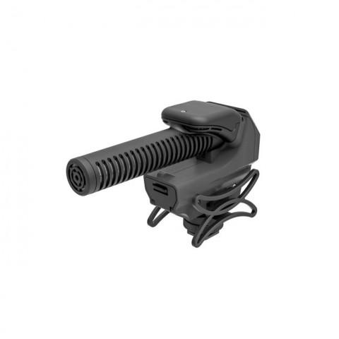 Azden Powered Shotgun Video Microphone with +20dB Boost