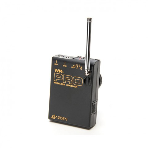 Azden VHF Wireless Receiver for PRO Series