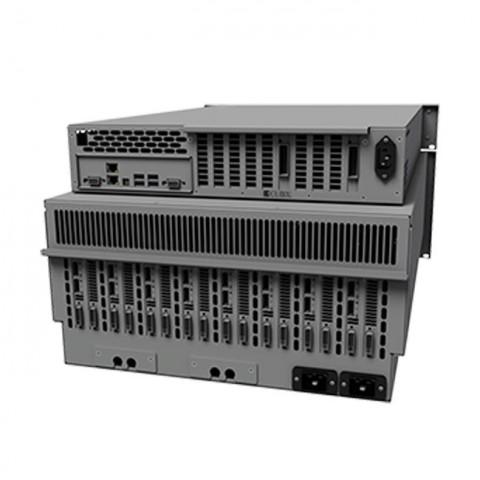 Cubix RPS Resolve 12 Linux4U Base Model (Redundant Power Supplies)