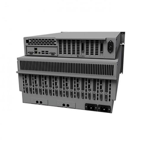 Cubix RPS Win3U Rackmount 8 6U Base Model (Redundant Power Supplies, both HE & Xpander)