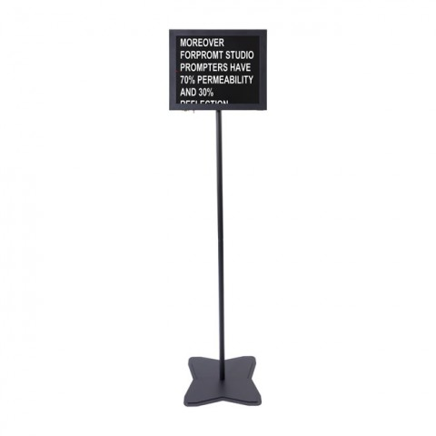 Fortinge PROM15-HB 15'' Meeting Prompter Set (High Brightness)