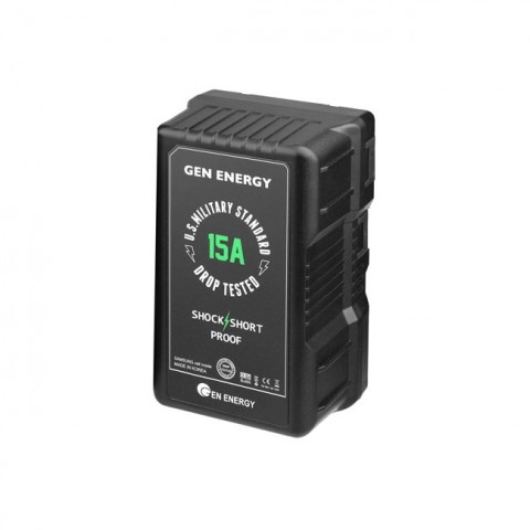 GEN ENERGY 290Wh / 20Ah Li-Ion V-Mount Battery (15A Max. Discharge Rate)