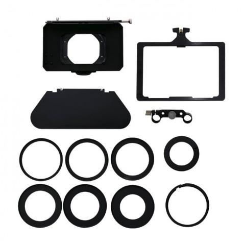 Genustech Production Matte Box Kit (GPMB,GPTF,GAR82,G-COAR-114,G-SUR/82KIT)