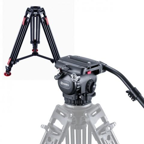 OZEN 6CF2HDS 75mm AGILE 6S S-LOC Tripod System