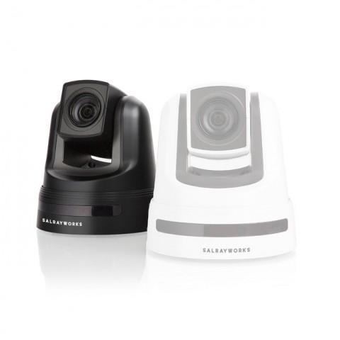 Salrayworks 1/2.8'' Exmor R CMOS Sensor PTZ Camera (Sony Optical Zoom: 30x / Digital Zoom: 12x / Genlock, Black)