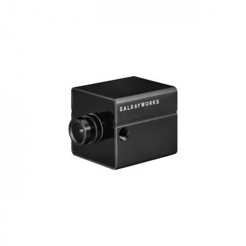 Salrayworks 1/2.8'' Exmor R CMOS Sensor POV Camera (3G-SDI, HDMI Outputs, 50/60/25/30 FPS)