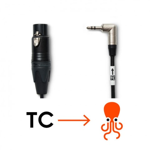 Tentacle Sync Cable - XLR to Tentacle