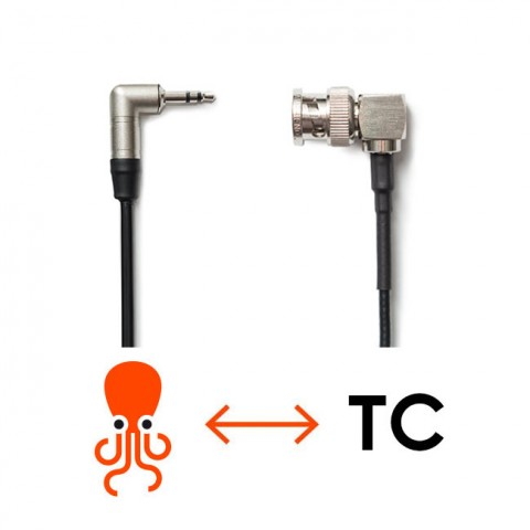 Tentacle Sync Cable - Tentacle to 90° BNC