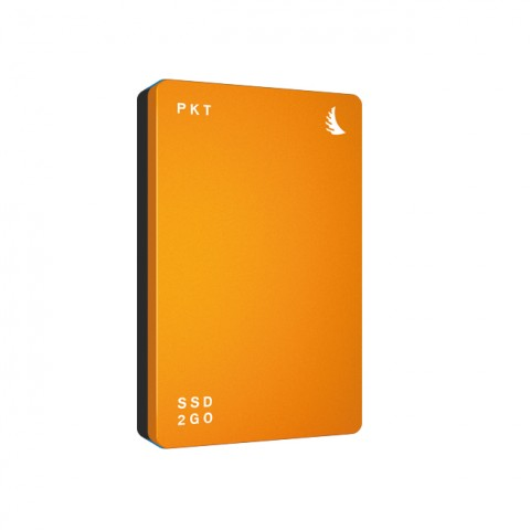 Angelbird SSD2go PKT - 256 GB Orange