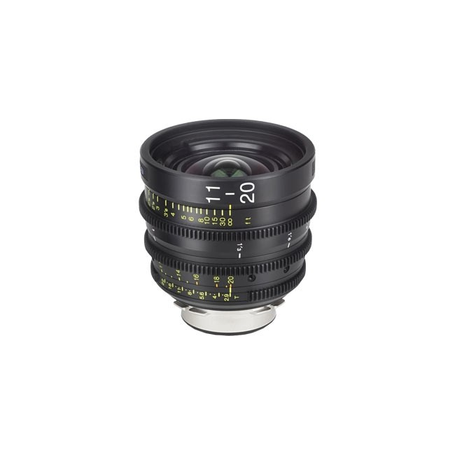 Tokina Cinema 11-20mm T2.9 EF Mount