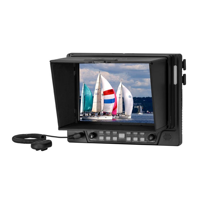"MustHD 7"" 1920x1200 Full HD 3G-SDI Field Monitor"