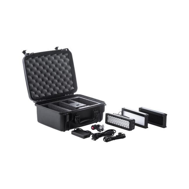Litepanels Brick Bi-Color 1 Piece Kit with Accessories
