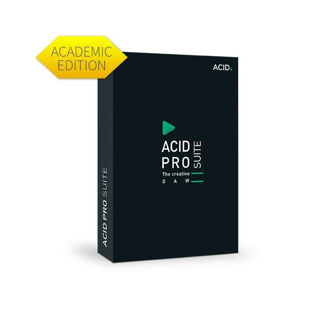 Magix ACID Pro 10 Suite (Academic) ESD