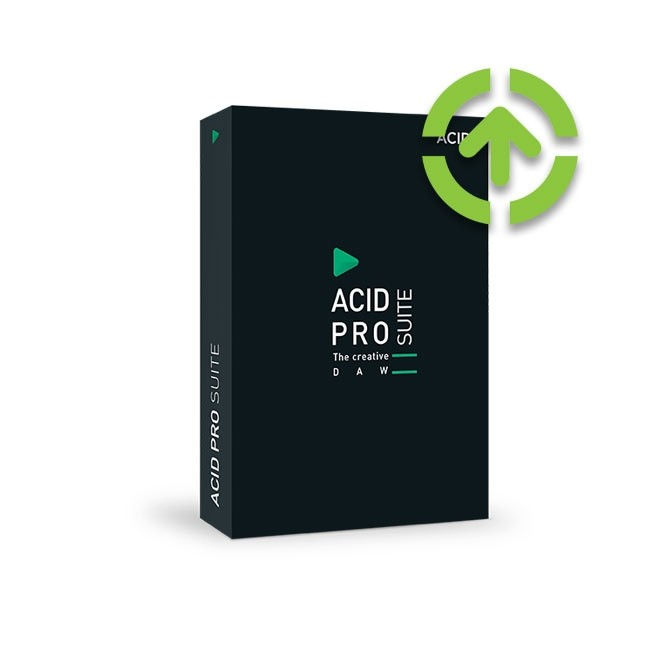 Magix ACID Pro 10 Suite (Upgrade from all previous versions of ACID Pro) ESD
