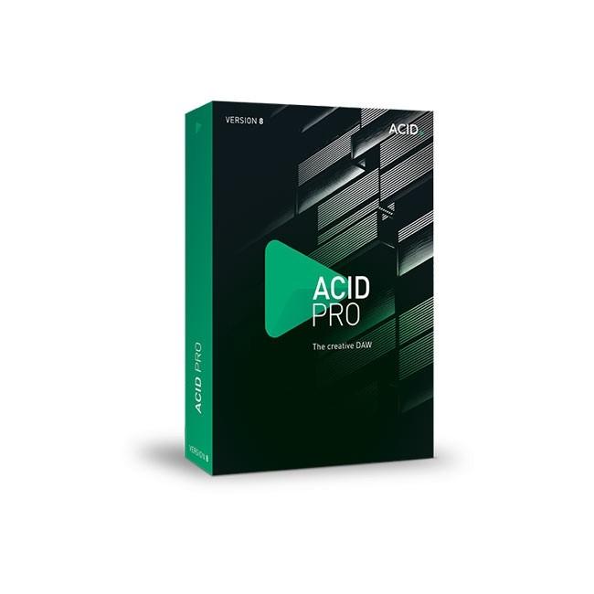 Magix ACID Pro 8 ESD