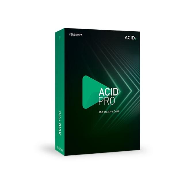 Magix ACID Pro 9 ESD