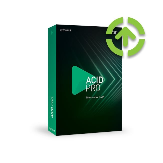 Magix ACID Pro 9 (Upgrade from Previous Version) ESD