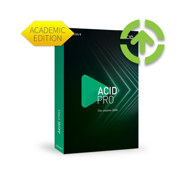 Magix ACID Pro 9 (Upgrade from Previous Version, Academic) ESD