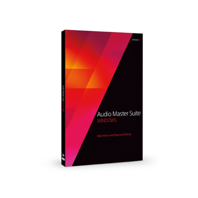 Magix Audio Master Suite 2.5 (Upgrade from previous version) ESD