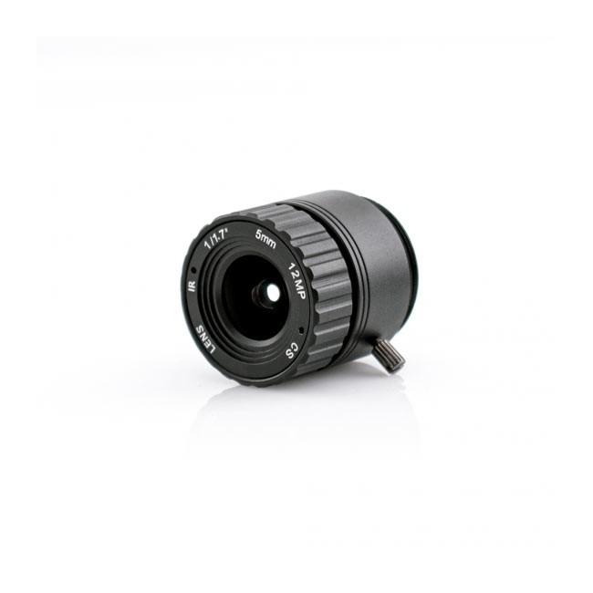 AIDA Imaging 4K CS Mount 5mm 12 Mega-Pixel Lens