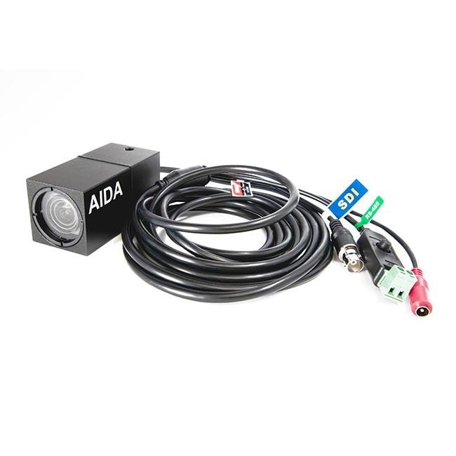 AIDA Imaging Full HD 1080p60 Weatherproof 3G-SDI 3.5X Optical Zoom POV Camera