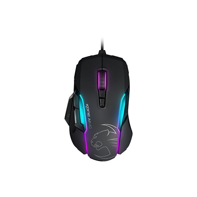 ROCCAT Kone AIMO - RGBA Smart Customization Gaming Mouse (Black)