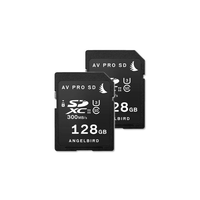 Angelbird AVpro SD 128 GB (2-Pack)