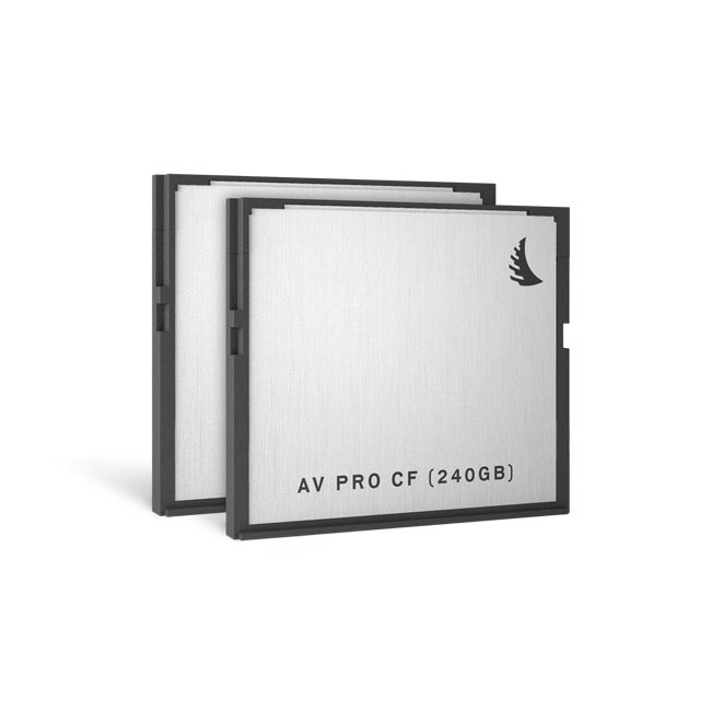 Angelbird AVpro CFast 240 GB (2 Pack)