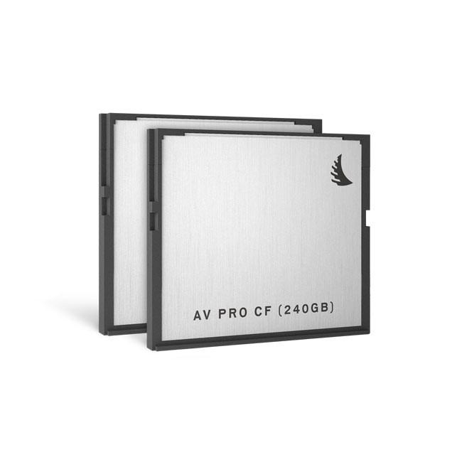 Angelbird AVpro CFast 240 GB (2 Pack, Match Pack)