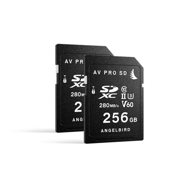 Angelbird AVpro SD MK2 256GB V60 (2 Pack)