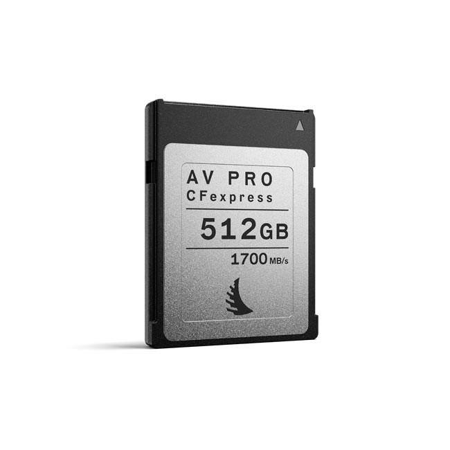 Angelbird AVpro CFexpress 512GB