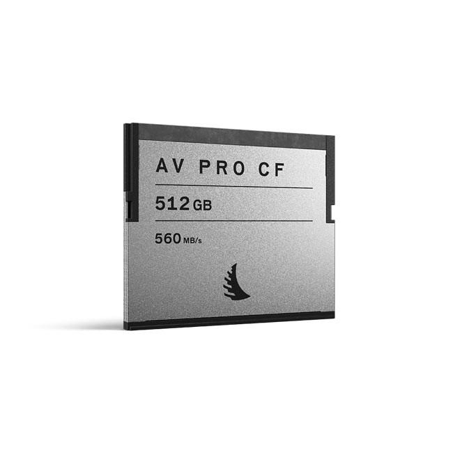 Angelbird AVpro CF XT 512 GB
