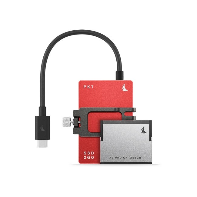 Angelbird Match Pack for Z CAM E2 512GB (SSD2go PKT Red & 256GB CFast)
